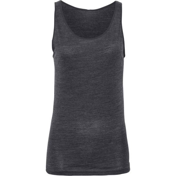 JBS of Denmark Wool Top Wide Straps - Darkgrey  - Size: 1220-1 - Color: tummanharm