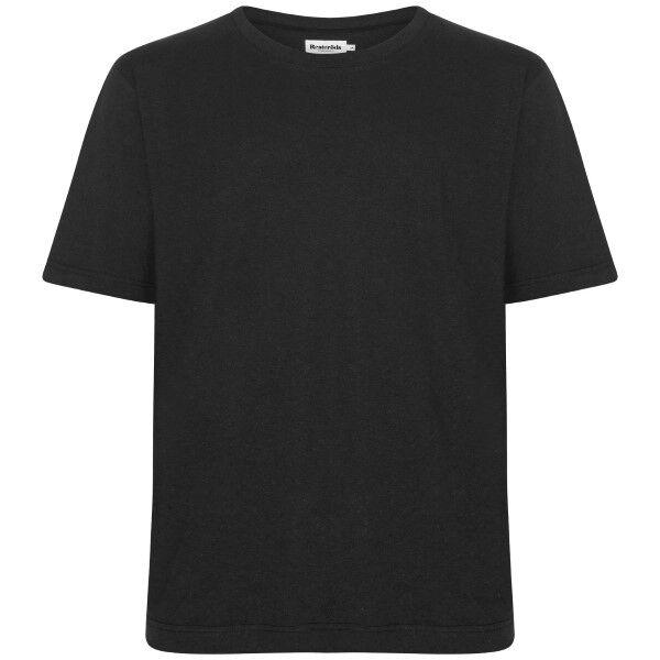 Resteröds Mid Sleeve Solid - Black