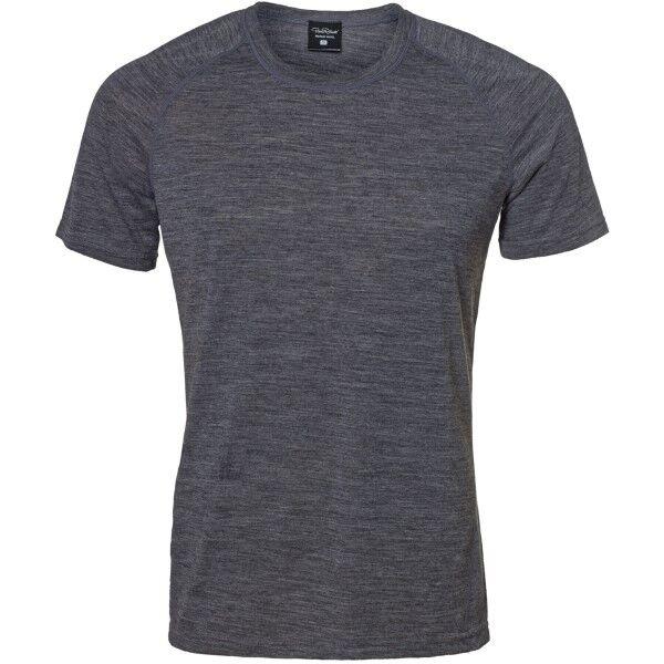 Pierre Robert For Men Light Wool T-shirt - Grey  - Size: 61655 - Color: harmaa