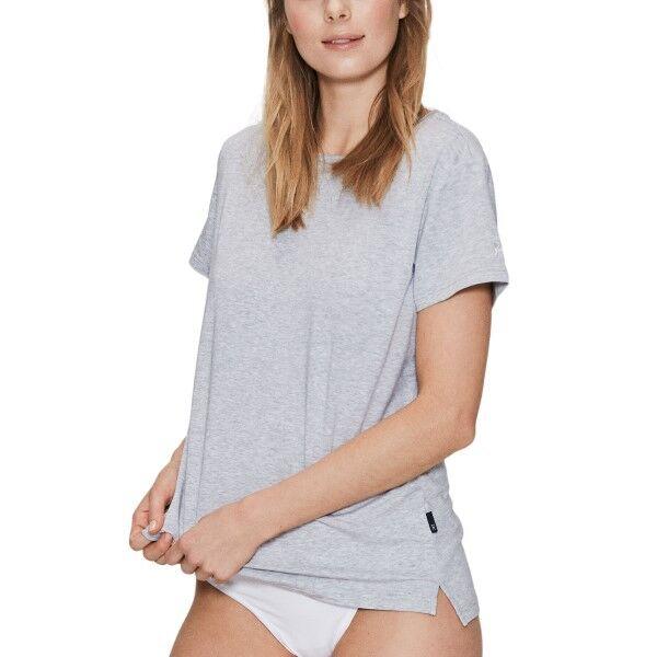 JBS of Denmark Bamboo Basic T-Shirt - Light grey  - Size: 1230-02 - Color: vaaleanharm.