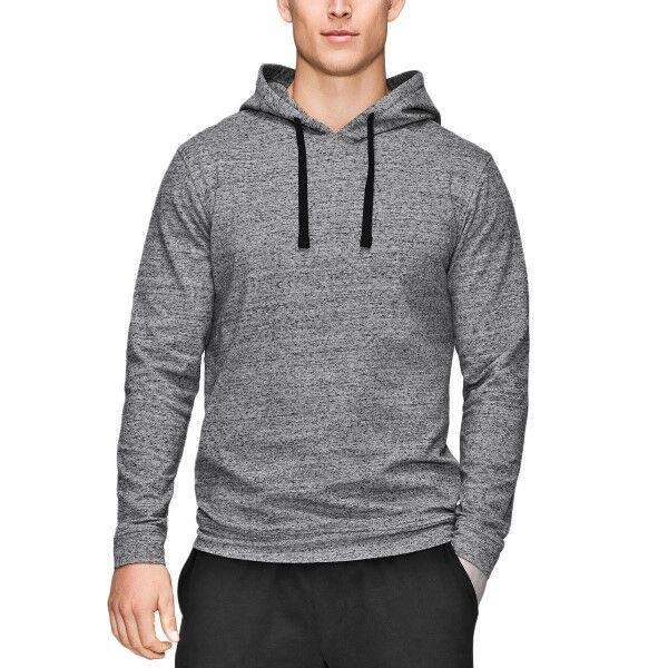 JBS of Denmark Organic Cotton Hoodie - Darkgrey  - Size: 121-33 - Color: tummanharm