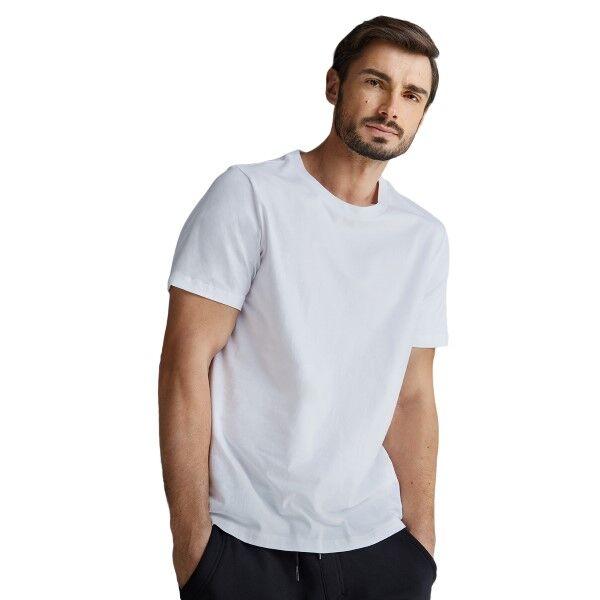 Björn Borg Regular Tee T-shirt - White  - Size: 9999-1118 - Color: valkoinen