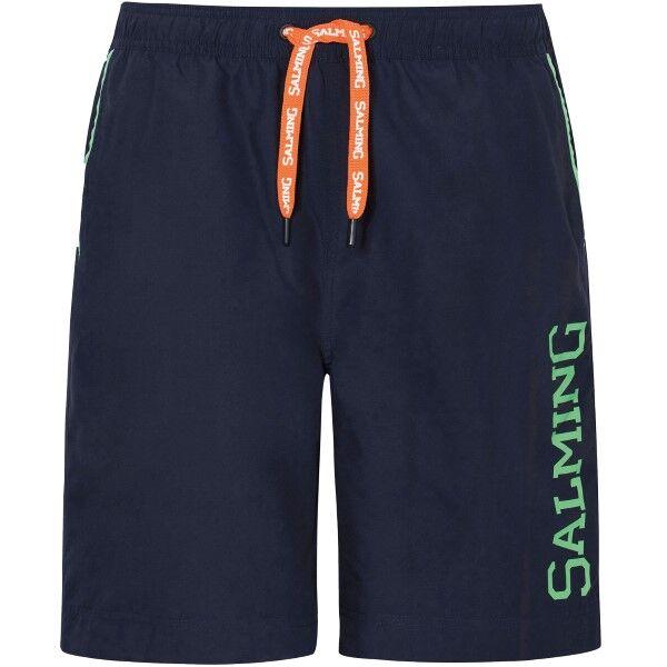 Salming Barrio Board Swim Shorts - Navy-2 * Kampanja *  - Size: 861512 - Color: Merensininen