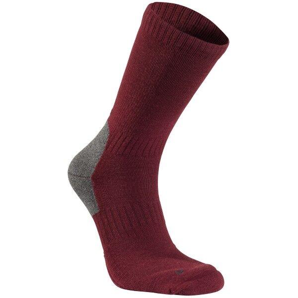 Seger Trekking Mid - Wine red  - Size: 6018015 - Color: viininpun.