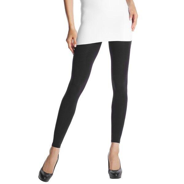 DIM. Mod Legging Opaque Velouté - Black