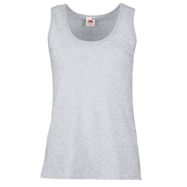 Fruit of the Loom Lady-Fit Valueweight Vest - Greymarl