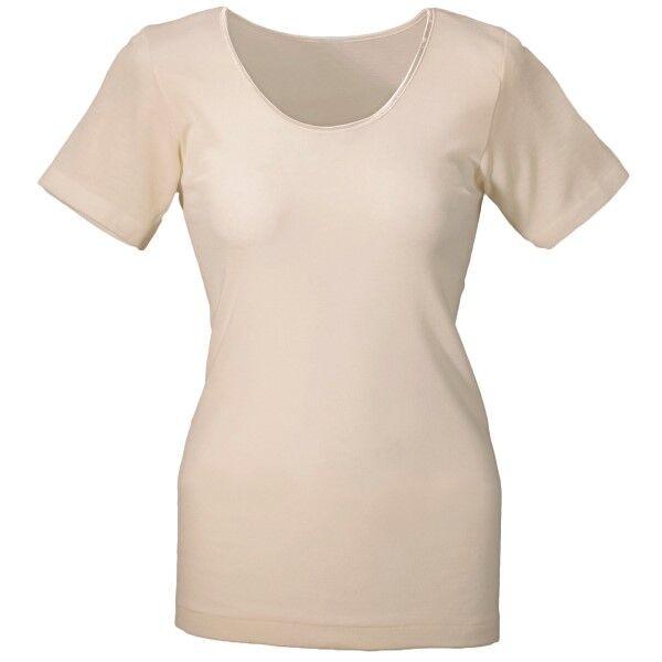 Damella 37327 T-Shirt - Vanilla