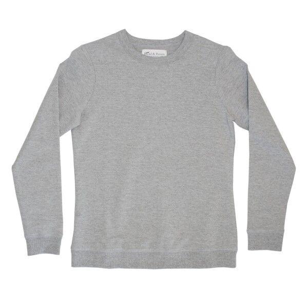 Bread & Boxers Bread and Boxers Women Sweatshirt - Grey