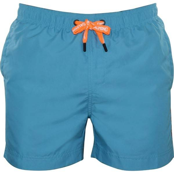 Salming Nelson Original Swim Shorts - Blue  - Size: 861143 - Color: sininen