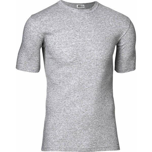 JBS Basic T-shirt - Grey  - Size: 325-02 - Color: harmaa