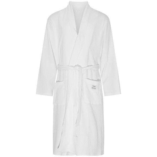 Resteröds Bath Robe - White  - Size: 7997 - Color: valkoinen