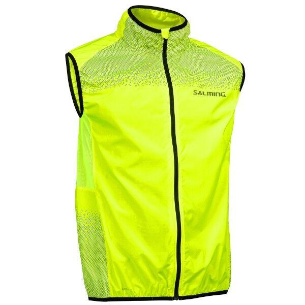 Salming Skyline Vest Men - Yellow  - Size: 1278661 - Color: keltainen