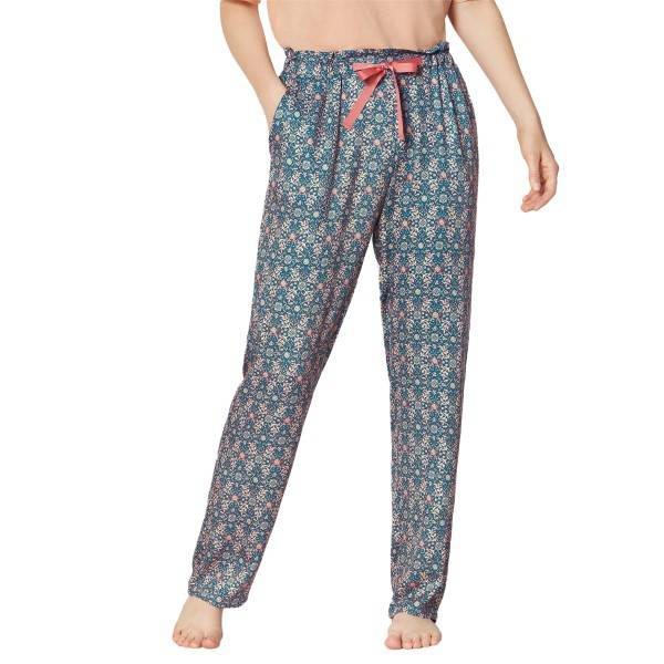 Triumph Lounge Me Natural Mix and Match Trousers - Darkblue * Kampanja *  - Size: 10202423 - Color: tummansin.