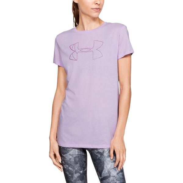Under Armour Graphic Logo Classic Crew - Light lilac * Kampanja *  - Size: 1330348 - Color: vaaleanviol.