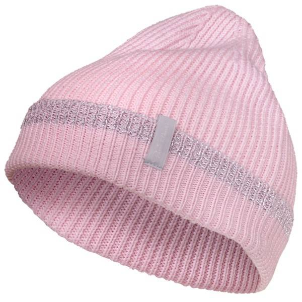 Pierre Robert Wool Reflective Hat for Kids - Pink  - Size: 32371 - Color: roosa