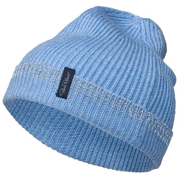 Pierre Robert Wool Reflective Hat for Kids - Blue  - Size: 32368 - Color: sininen