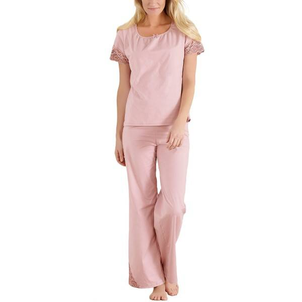 Swegmark Dream Fairtrade Pyjama - Pink * Kampanja *  - Size: 475 - Color: roosa