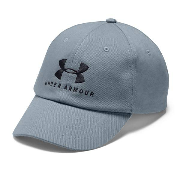 Under Armour Favorite Cap - Grey/Blue  - Size: 1328552 - Color: harmaa/sininen
