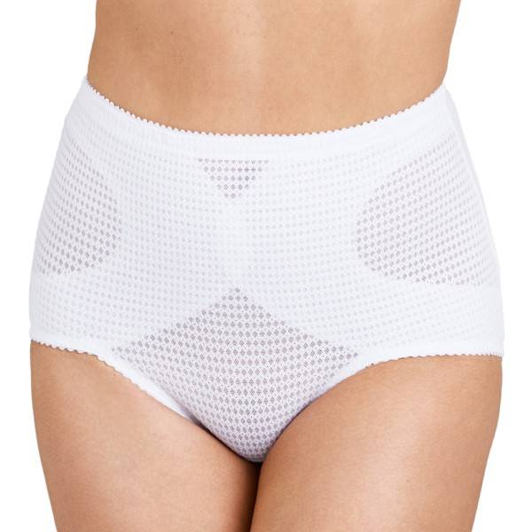 Miss Mary of Sweden Miss Mary Push Up Girdle - White