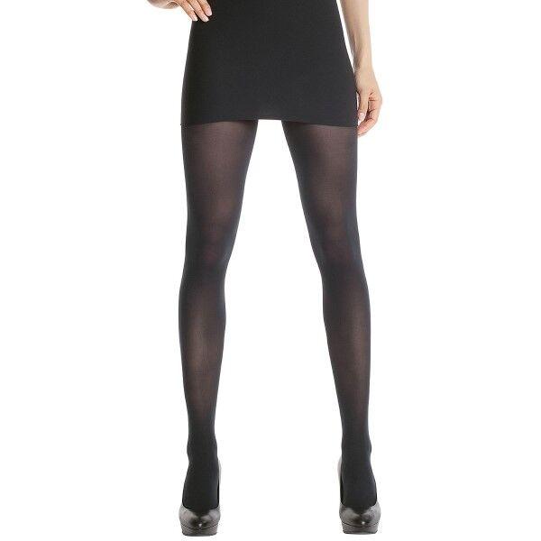 DIM. Mod Pantyhose Opaque Velouté - Black