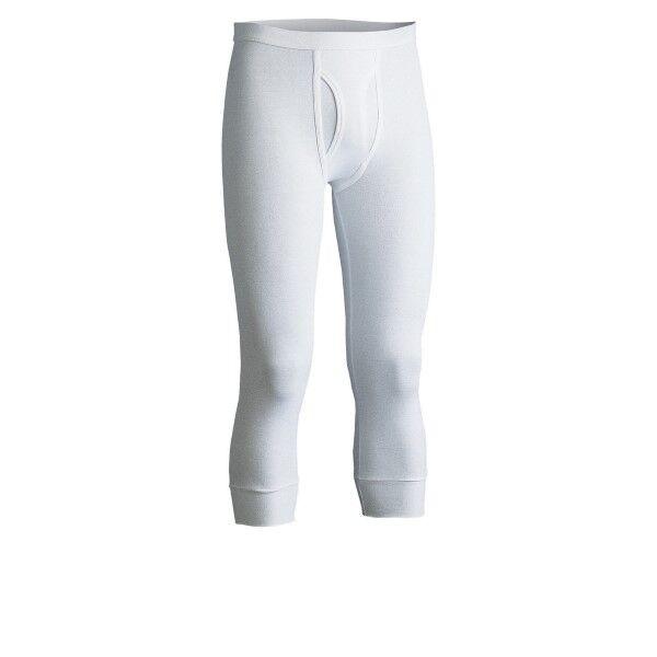 JBS Original 30011 Knee Longjohns - White