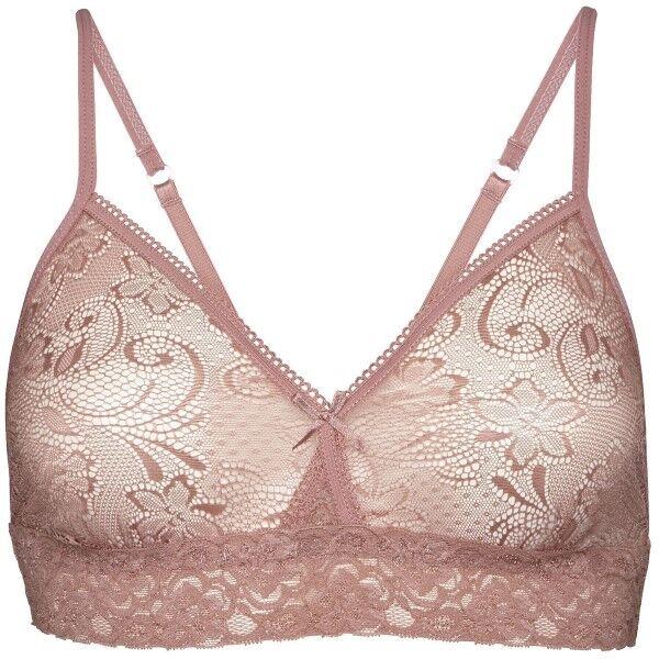 Abecita Little Wonder Lace Top - Pink