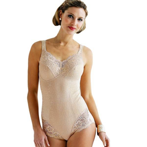 Miss Mary of Sweden Miss Mary Shaping Body 3353 - Skin