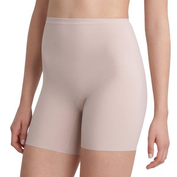 Maidenform Sleek Smoothers Shorty - Beige  - Size: 2060 - Color: Beige