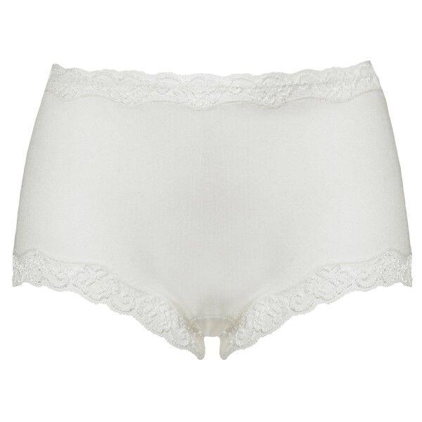 Damella 17102 Silk Brief - Ivory-2