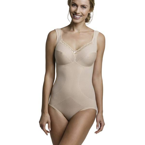 Miss Mary of Sweden Miss Mary Diamond Body - Beige  - Size: 3207 - Color: Beige