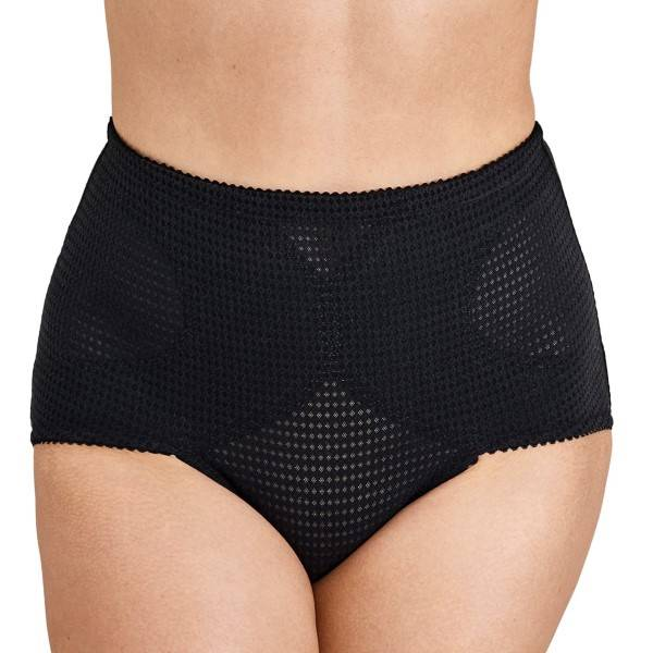 Miss Mary of Sweden Miss Mary Diamond Girdle - Black  - Size: 4439 - Color: musta
