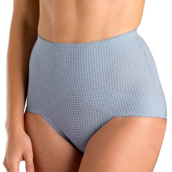 Miss Mary of Sweden Miss Mary Push Up Girdle - Blue