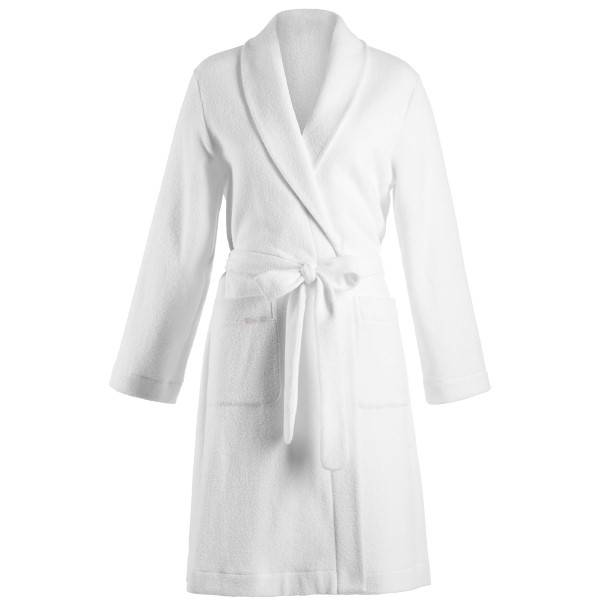 Hanro Robe Selection Plush - White