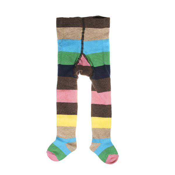 Happy socks Stripe Tights Pink - Pink  - Color: roosa