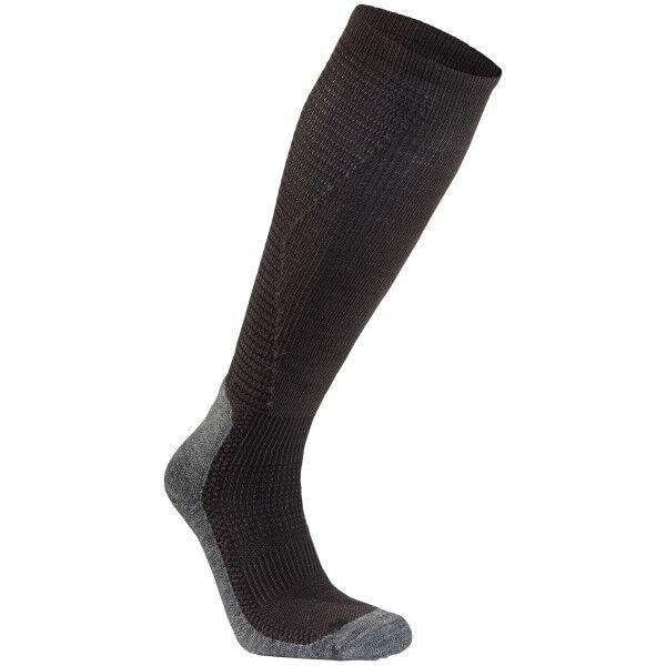 Seger Alpine Mid Wool Compression - Black  - Size: 6018022 - Color: musta