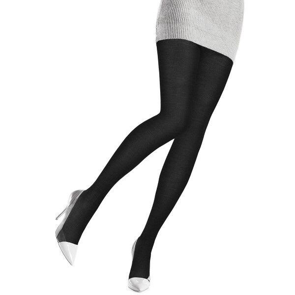 Oroblu Nives Fine Wool Tights - Black