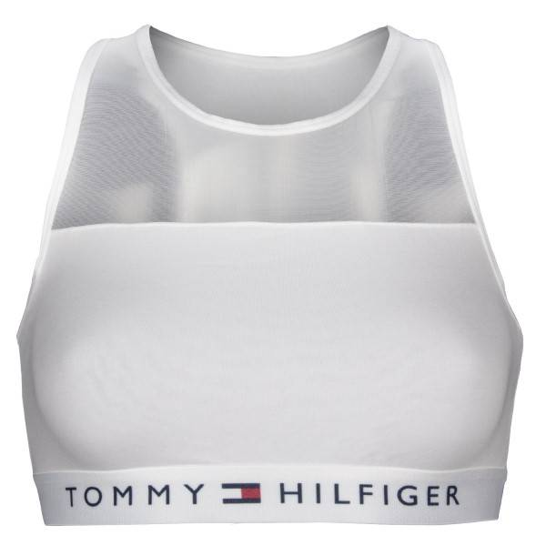 Tommy Hilfiger Bralette - White  - Size: UW0UW00012 - Color: valkoinen