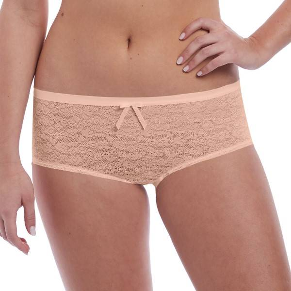 Freya Fancies Hipster Short - Beige  - Size: AA1015 - Color: Beige