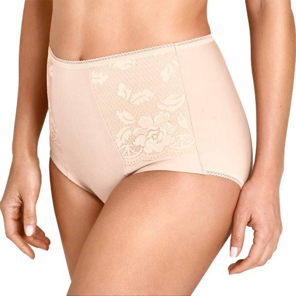 Miss Mary of Sweden Miss Mary Lovely Lace Girdle - Skin  - Size: 4105 - Color: iho