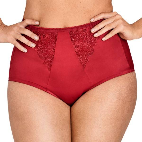 Miss Mary of Sweden Miss Mary Summer Girdle - Red  - Size: 4970 - Color: punainen