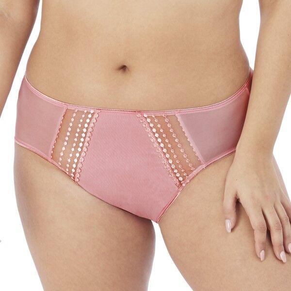 Elomi Matilda Brief - Pink  - Size: EL8905 - Color: roosa