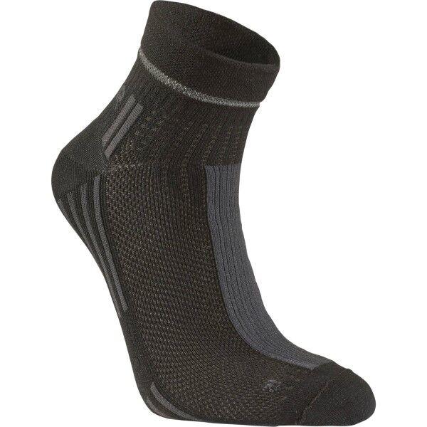 Seger Running Thin Multi Low Cut - Black  - Size: 6018001 - Color: musta