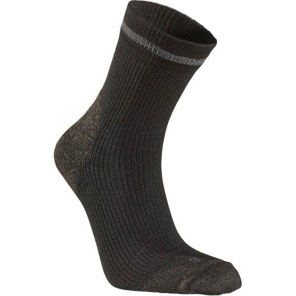 Seger Running Mid Comfort - Black/Grey  - Size: 6018010 - Color: musta/harm
