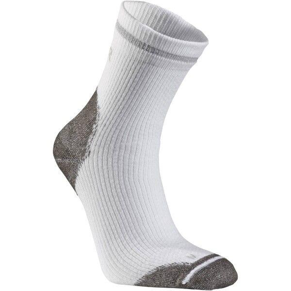Seger Running Mid Comfort - White/Grey  - Size: 6018010 - Color: valk/harmaa