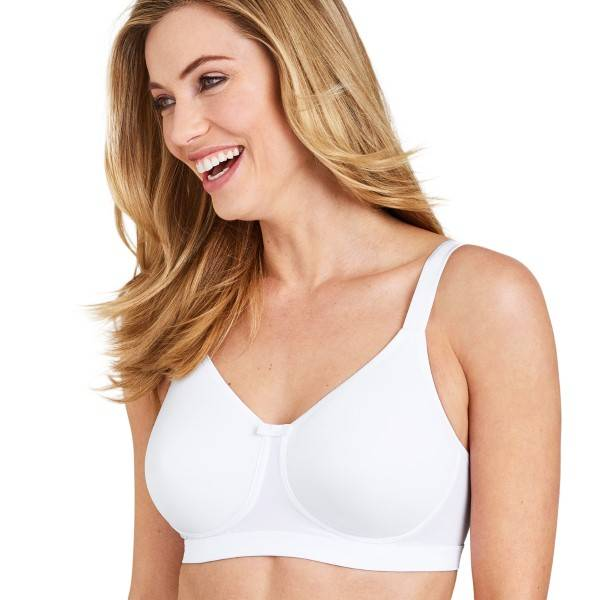 Miss Mary of Sweden Miss Mary Confident Underwired Spacer Bra - White