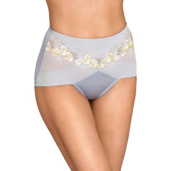 Miss Mary of Sweden Miss Mary Floral Sun Panty Girlde - Blue  - Size: 8403 - Color: sininen