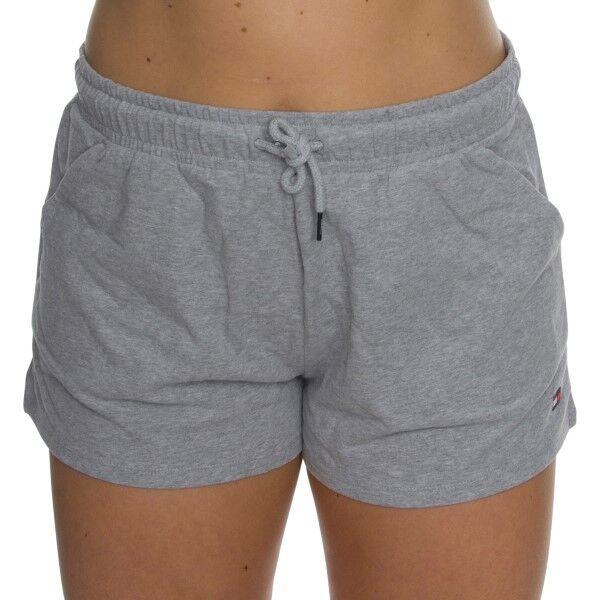 Tommy Hilfiger Flag Core Short - Grey  - Size: UW0UW01351 - Color: harmaa