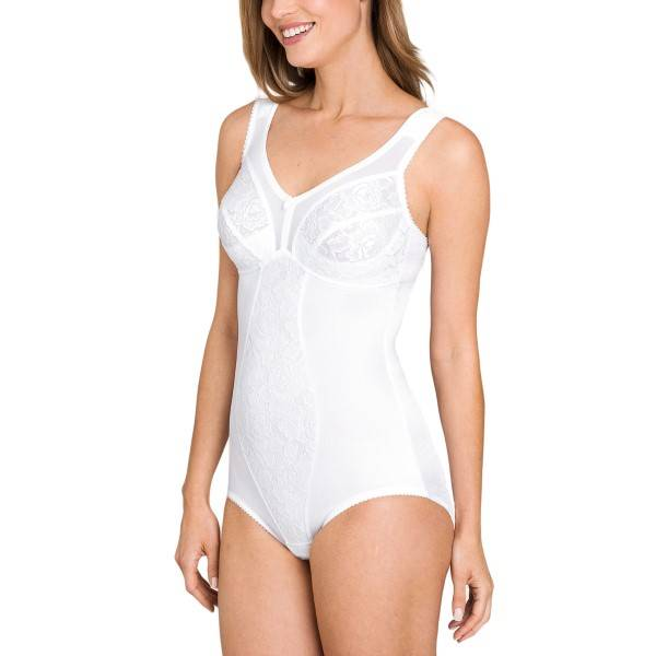 Miss Mary of Sweden Miss Mary Queen Body Soft Cup - White  - Size: 3145 - Color: valkoinen