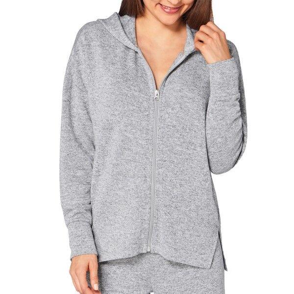 Triumph Lounge Me Cotton Climate Thermal Jacket - Grey * Kampanja *  - Size: 10199526 - Color: harmaa