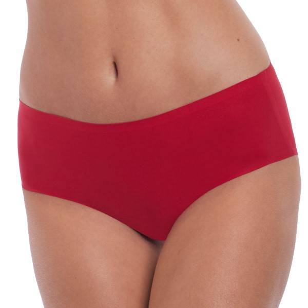 Fantasie Smoothease Invisible Stretch Brief - Red  - Size: FL2329 - Color: punainen